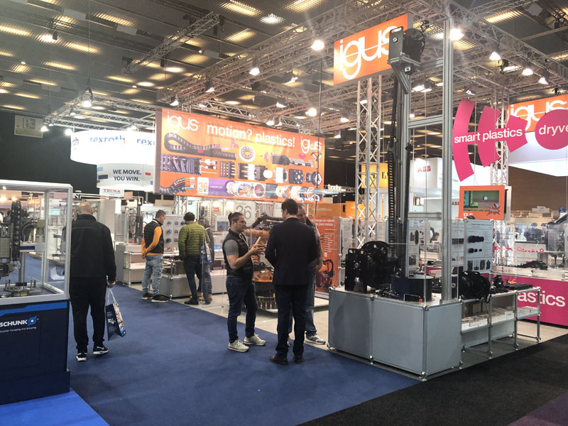 Hemos visitado Advanced Factories 2019